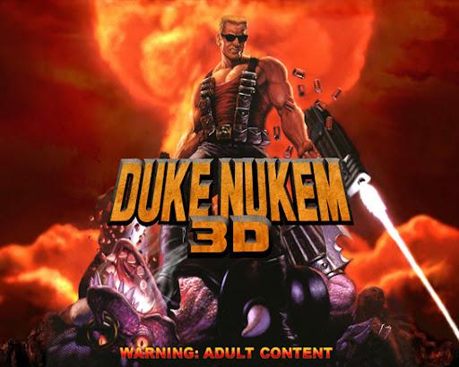 Duke 3D Atomic