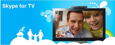 Skype for TV