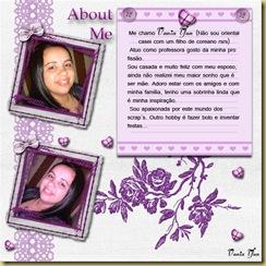 Lilac Folk Vania About Me