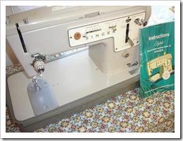 Sewing Machine Singer 003