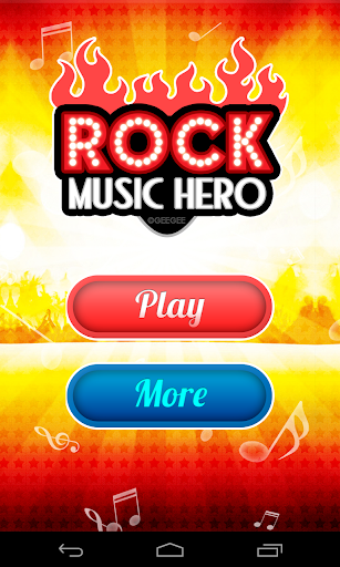 Music Hero Rock - screenshot