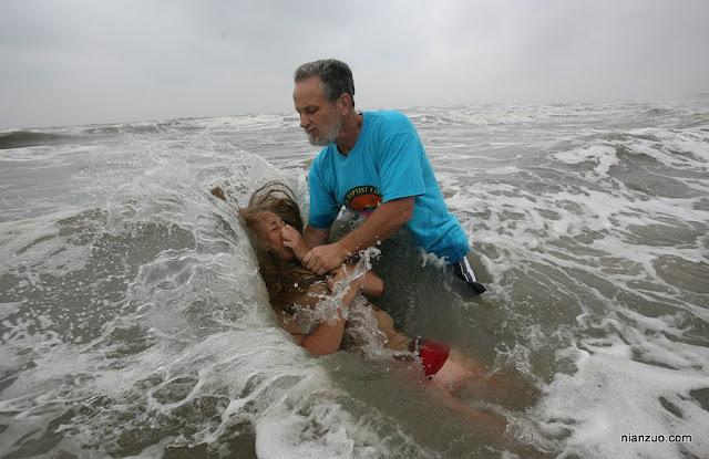 2009复活节 这也是洗礼?