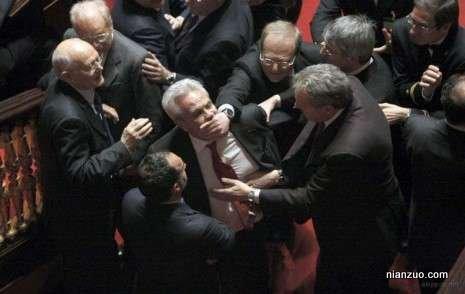 议会大作战 你给我闭嘴