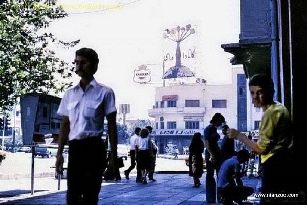 宗教革命之前的伊朗