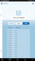 Screenshot of RWE SmartHome