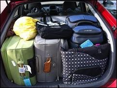 Packed Prius!