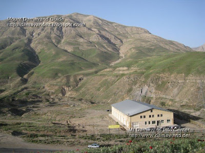 Mount Damavand Camp 1 Polour