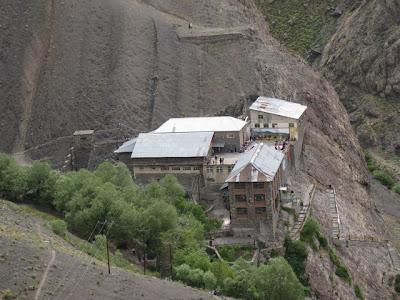 Shirpalla Hut Mt Tochal