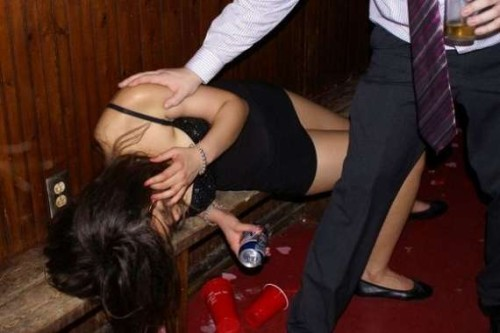 funny drunk pictures. Funny Drunk Girl