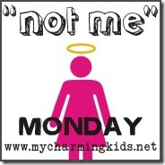 Not Me Monday SIDEBAR 180 x 180