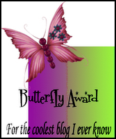 butterfly_award from Buffie