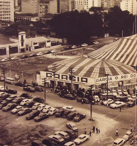 Foto: Fundo Circo Garcia - Centro de Memória do Circo
