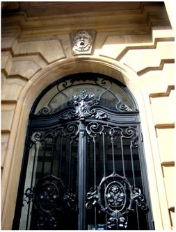 Detalhe do Teatro Municipal de São Paulo. Foto: Gladstone Barreto. Clique para ampliar