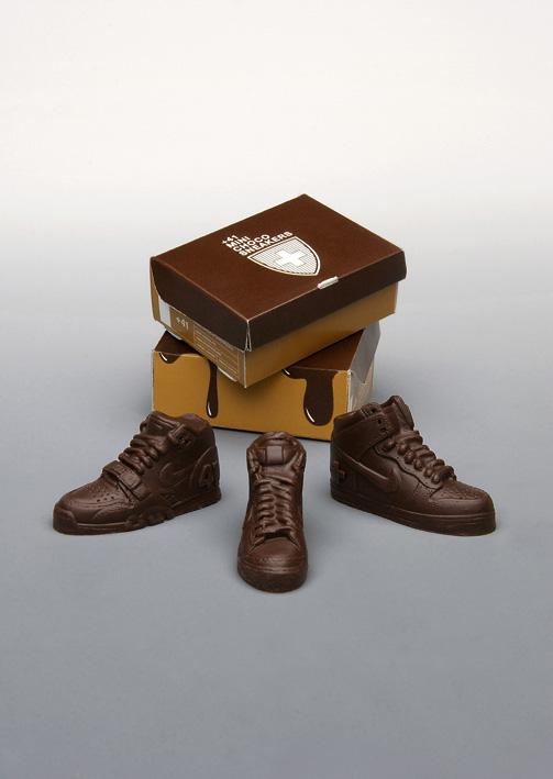 Mini Choco Sneakers