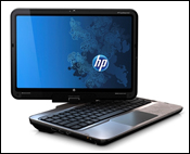 HP TouchSmart tm2 tablet PC