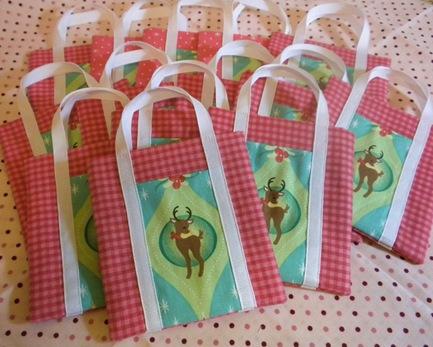 reindeer poochie bags