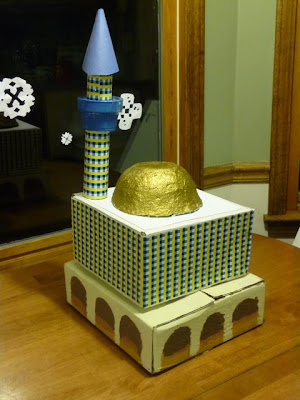 Islam study - mosque