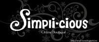 Simpli-cious Online Boutique