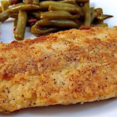 Easy Lightly Fried Fish - Thyme and Spices - Mediterranean