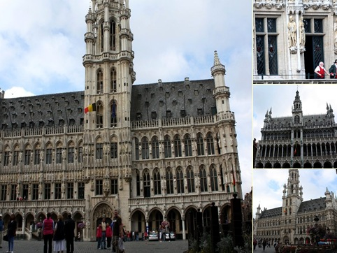Ver Fotos de La Grand´Place