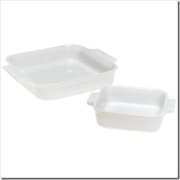 9_ Square Baking Dish with Bonus 5_ Baking Dish in White