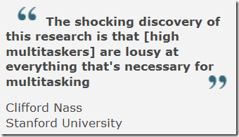 Quote from Clifford Nass