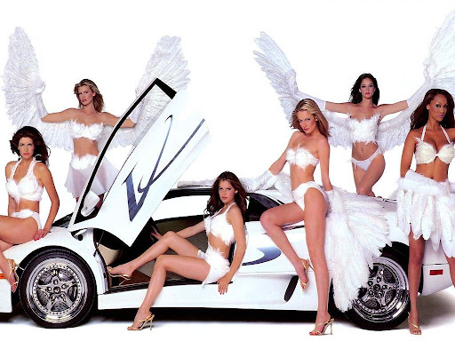 Victoria Secret - Angels. People (Celebrities) Wallpaper Collection: From