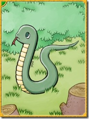 Snake_Card