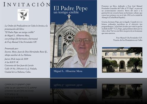 P.Pepe invitación