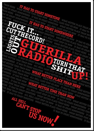 Guerrilla radio2