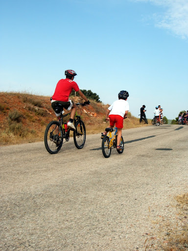 Fotos del paseo en bici