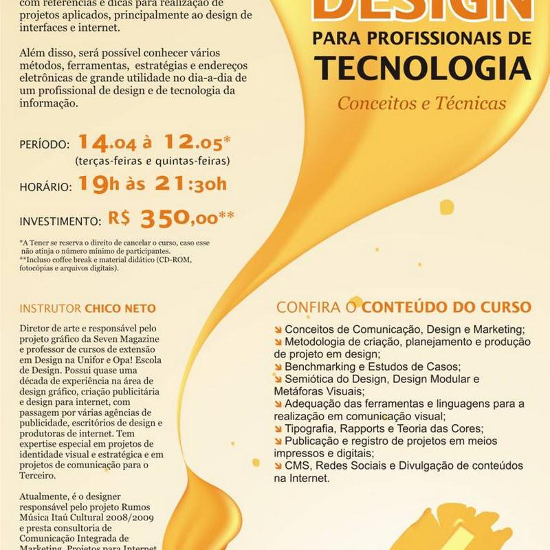 Design para profissionais de  tecnologia e ...