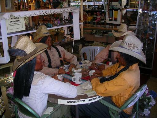 Navajo Indianer