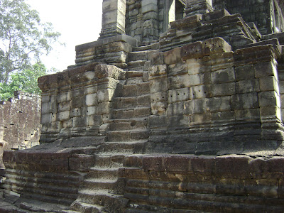 Stair in Angkor