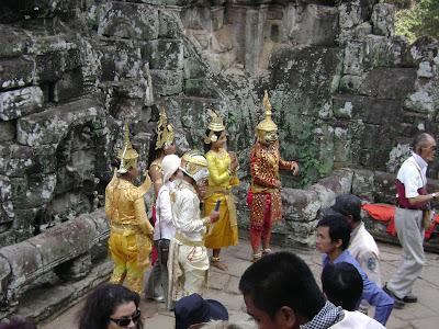 Children in Ramayana Costume
