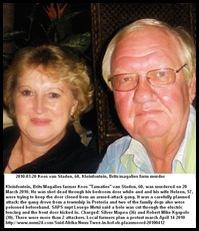 Staden v Koos Kleinfontein Brits tomato farmer Heleen wife 47 Mar212010 murderedFarmAttack