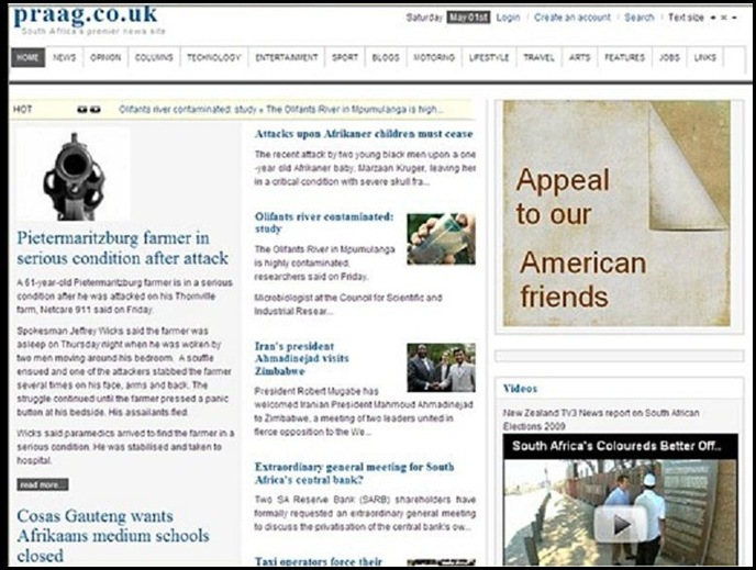 PRAAG CO UK front page May 1 2010 (2)