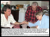 Strydom Jannie Marie r pastor Hennie Oosthuyse l last surviving child Paul shot dead Evander April212010_Beeld