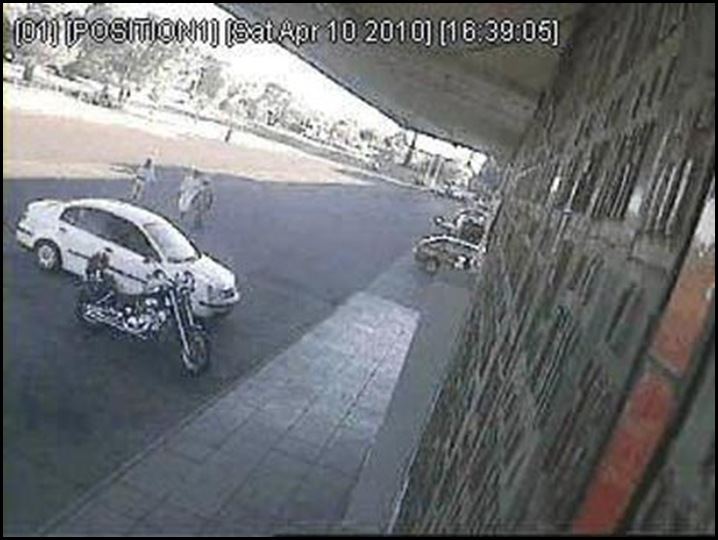 Pienaar Willie murder Kwaggasrand 3 suspects walking towards his car April102010
