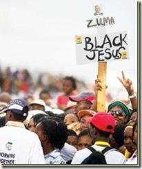 Zuma Black Jesus pic