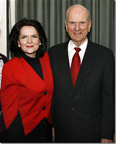 Mormon elder RusselMNelson wife Wendy Robbed Mozambique May302009