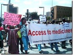 Health Care in Kenya is also in crisis