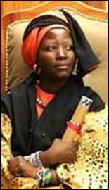 Makobo Modjadji VI Rainqueen of SA died in 2005