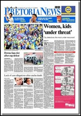 AfrikanersUnderAttackInPierreVanRyneveld_suburb_Pretoria2009