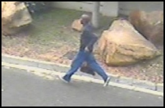Camps Bay Car robber bold as brass in broad daylight wearing sharp designer clothes