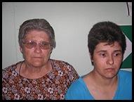 Pretorius Rika right_ Terblanche Maria left Middelburg crime victims beserk knifeman Oct 1 2009