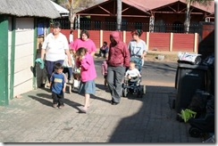 Afrikaner poor increasingly desperate in Pretoria backyard squats Oct 2009