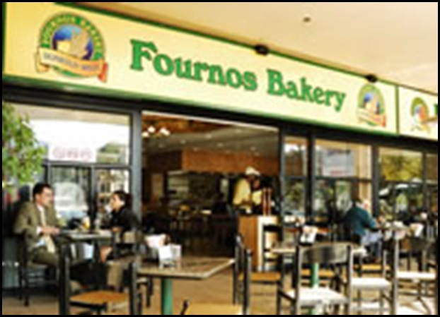 Fournos Bakery and coffee shop at Dunkeld West Centre robbed 3 times within 7 months Oct182009