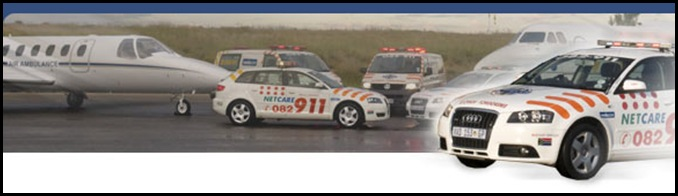 Netcare 911 emergency care service