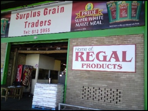 Surplus Grain Traders caters for government tenders in Johannesburg